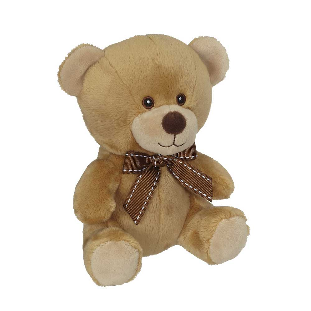 "Buster Bear, Brown 8"" - 52907B"