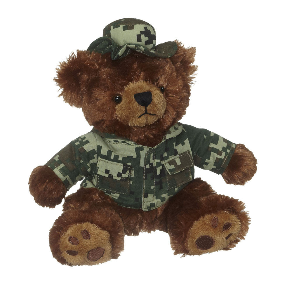 "Soldier Bear 11"" - 60711BS"