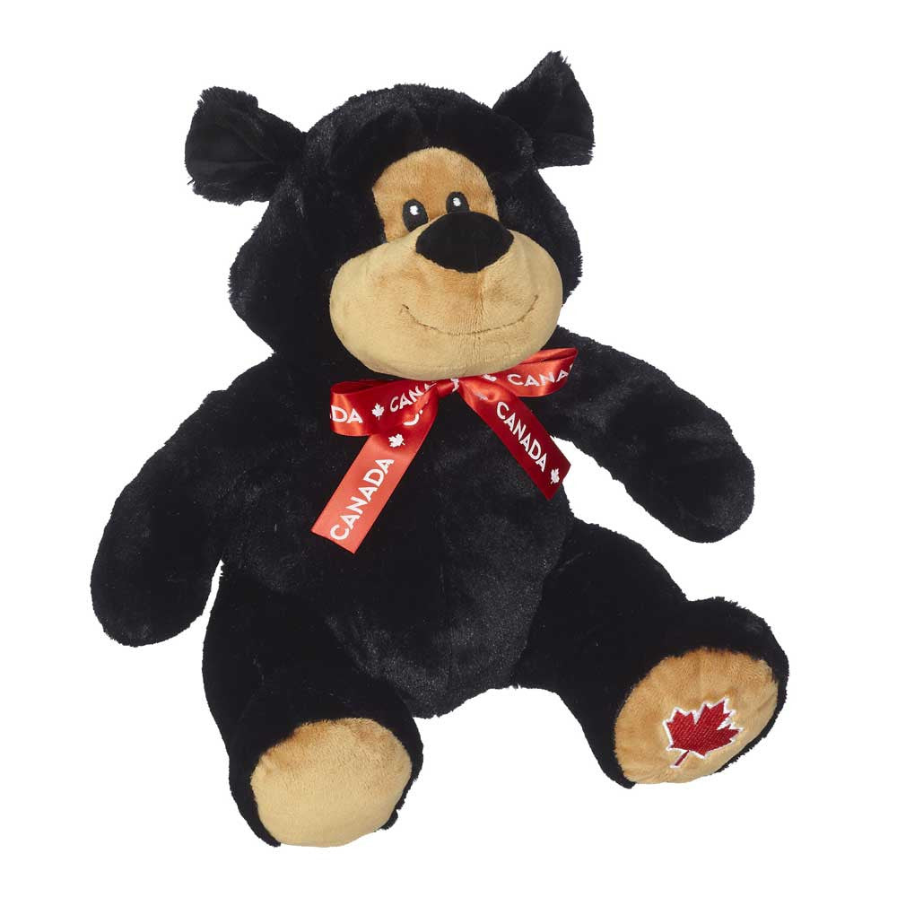 "Petey Black Bear 14"" sit. - 62200"