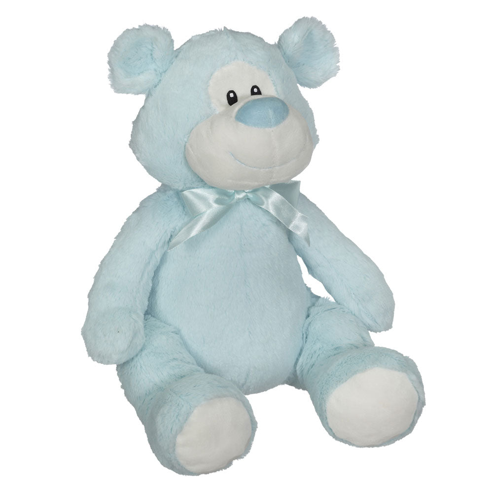 "Petey Bear, Baby Blue 14"" - 65200BL"