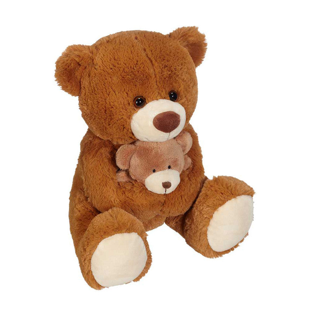 "Brown Bear and Baby 10""- 69250"