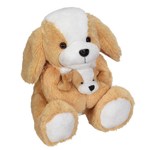 "Dog and Baby 10""- 69251"