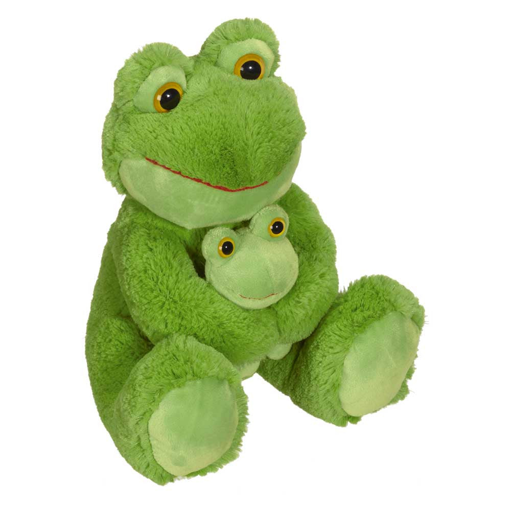 "Froggy and Baby 10""- 69254"