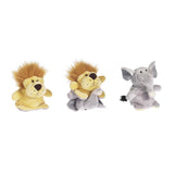 "Lion/Elephant Peek-a-Boo Pal 6""- 70705"