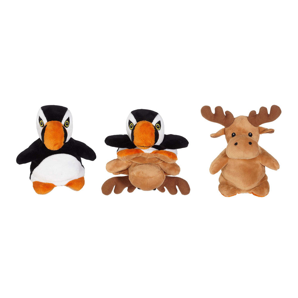 "Puffin/Moose Peek-a-Boo Pal 6"" 70706"