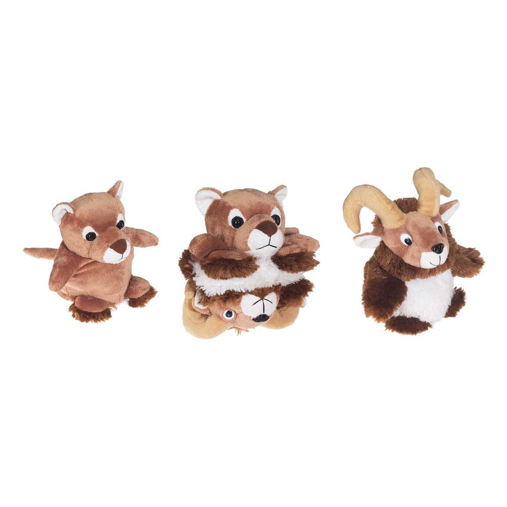 "Mountain Sheep/Mountain Lion Peek-a-Boo Pal 6"" 70718"