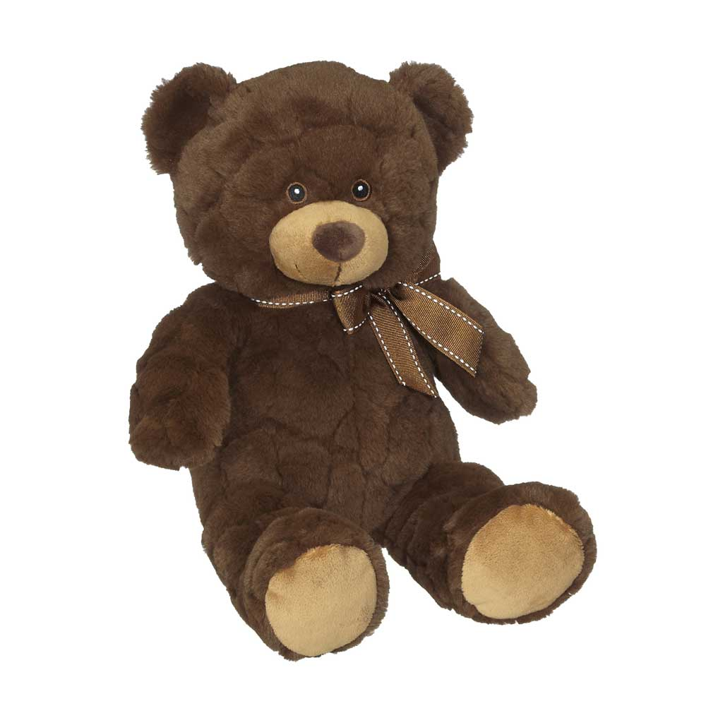 "Big Jeremy Bear, Brown 12"" - 72012B"