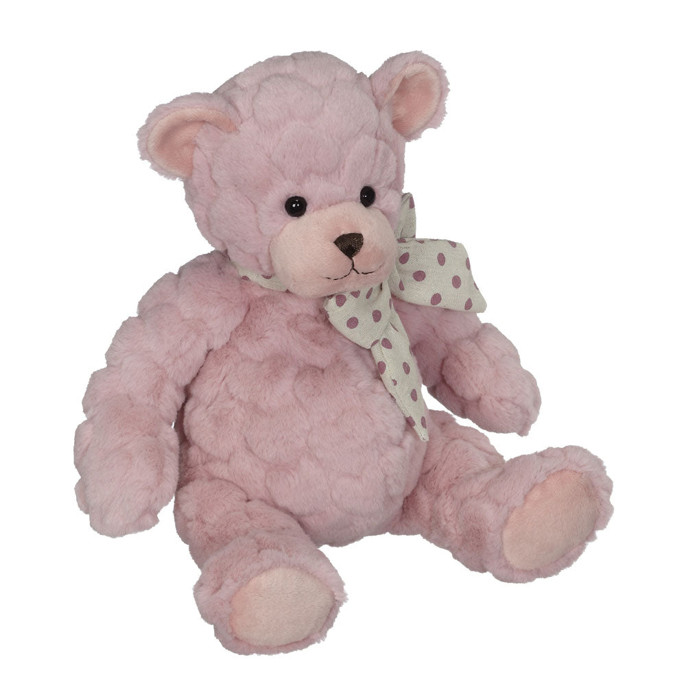 "Dusty Rose Bear 10"" - 83910D"