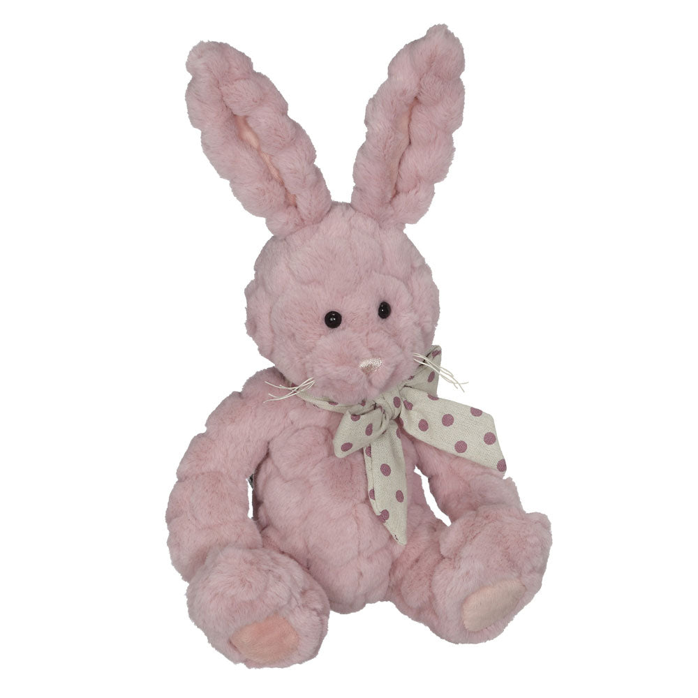 "Dusty Rose Bunny 9"" - 84199D"