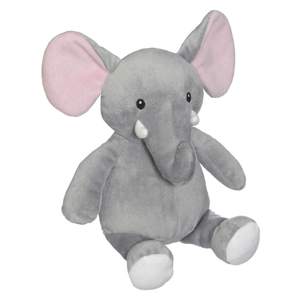 "Elephant Cuddle Pal 9""-87010"