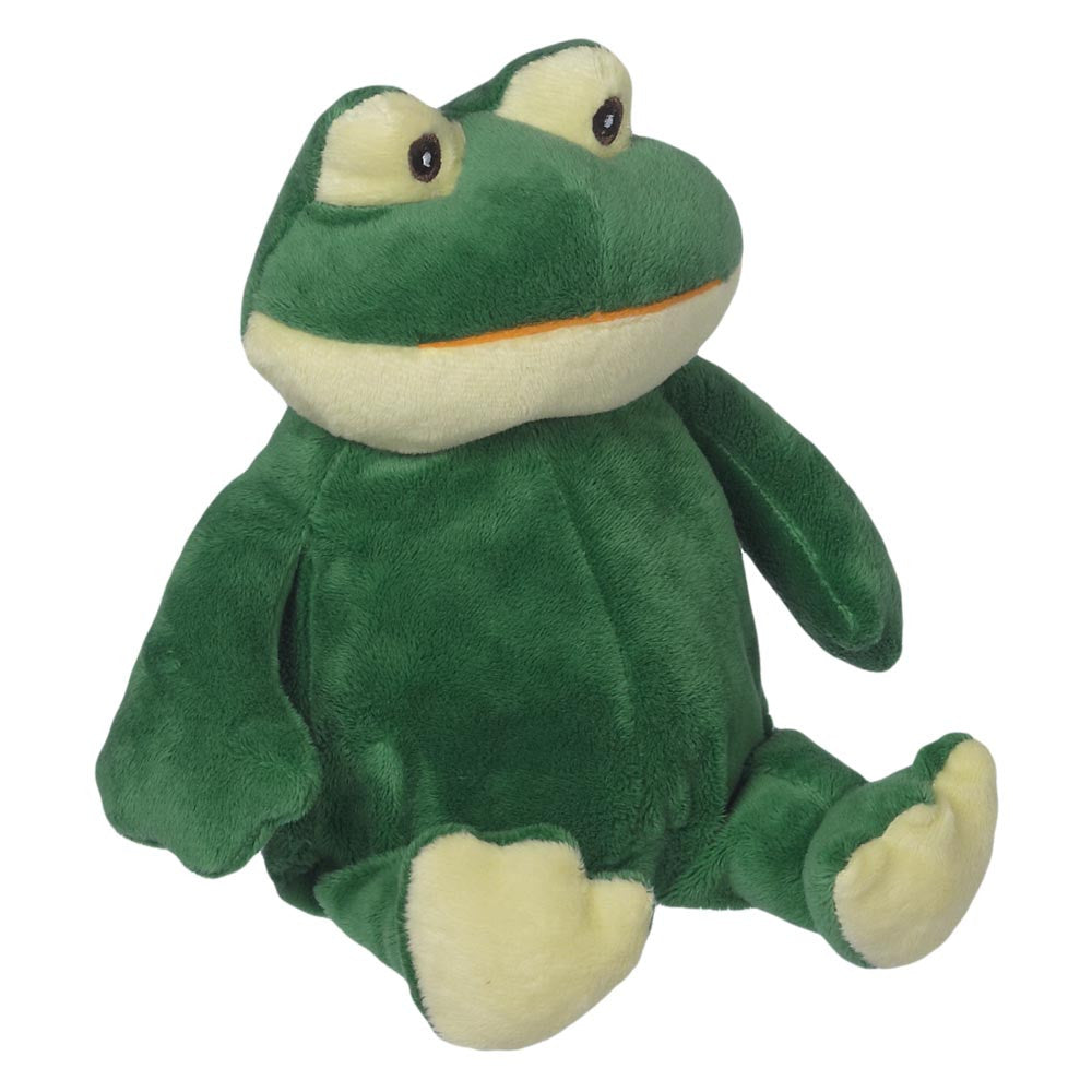 "Froggy Cuddle Pal 9""- 87015"