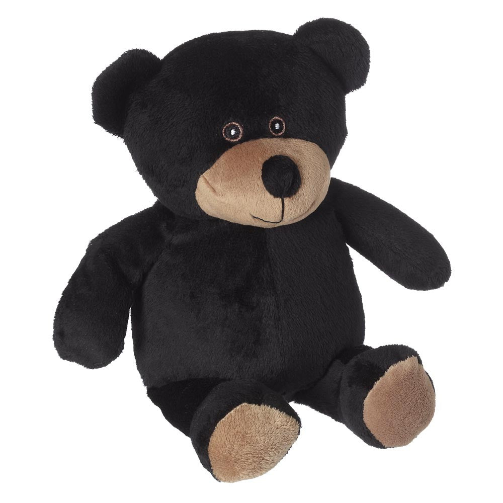 "Black Bear Cuddle Pal 9""- 87022"
