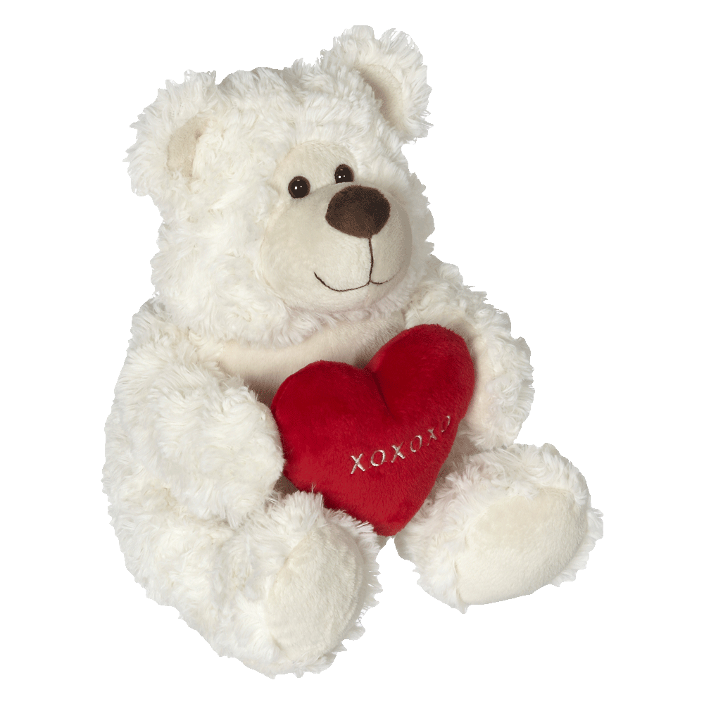 "Brucie Bear With Heart 9""- 92909"