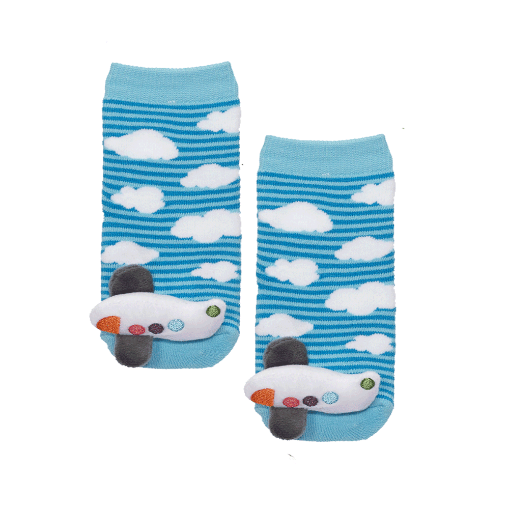 Airplane Socks- 27018