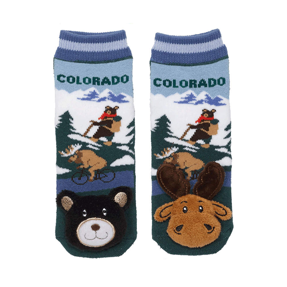 Mismatch! Colorado Moose/ Black Bear- 27059