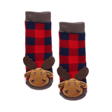 Plaid Moose(No leaf) - 27054
