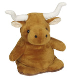 "Steer/Horse Bear Peek-a-Boo Pal 6"" 70720"