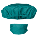 Hospital Hat & Mask Set, green