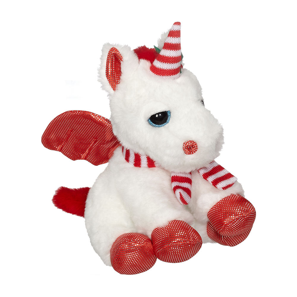 "Christmas Unicorn 8"" - 30633"