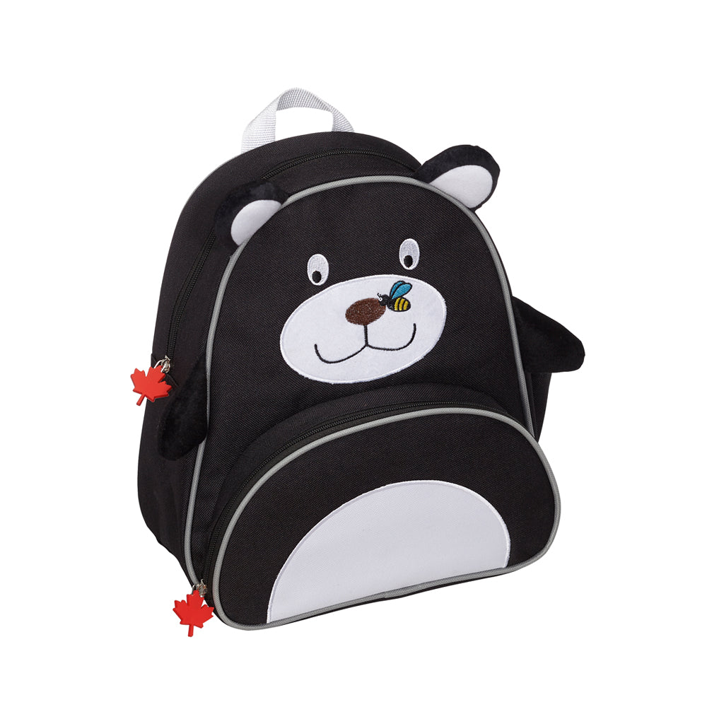 "Black Bear Backpack 12.5"" - 81122"