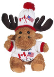 "Bruce the Toque Moose 8""- 10575"