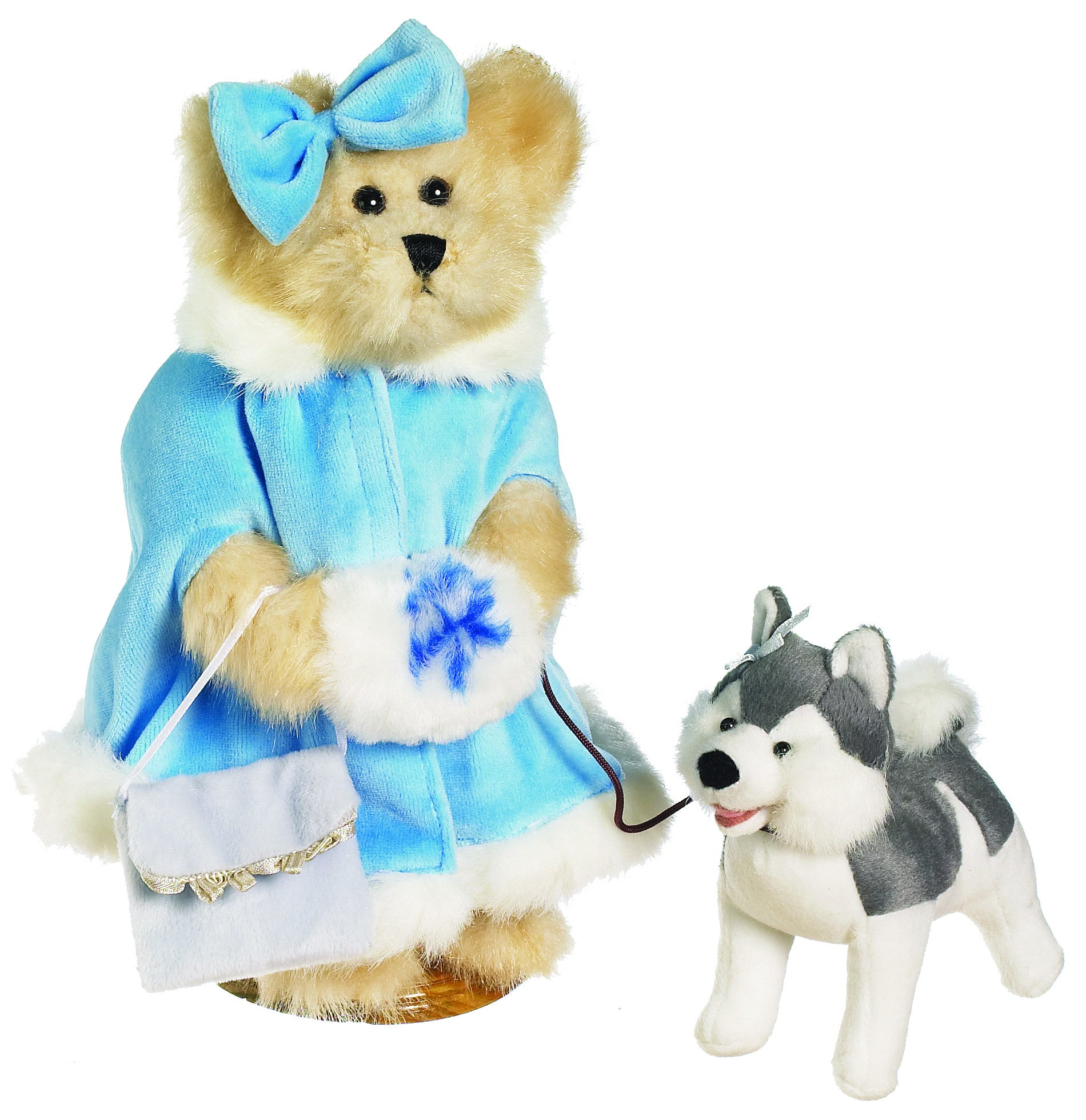 "Lillian and Husky 10""- 80011"