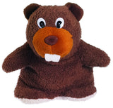 "Beaver/Polar Bear Peek-a-Boo Pal 6""- 70701"