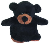 "Black Bear/ White Tail Deer Peek-a-Boo Pal 6""- 70713"