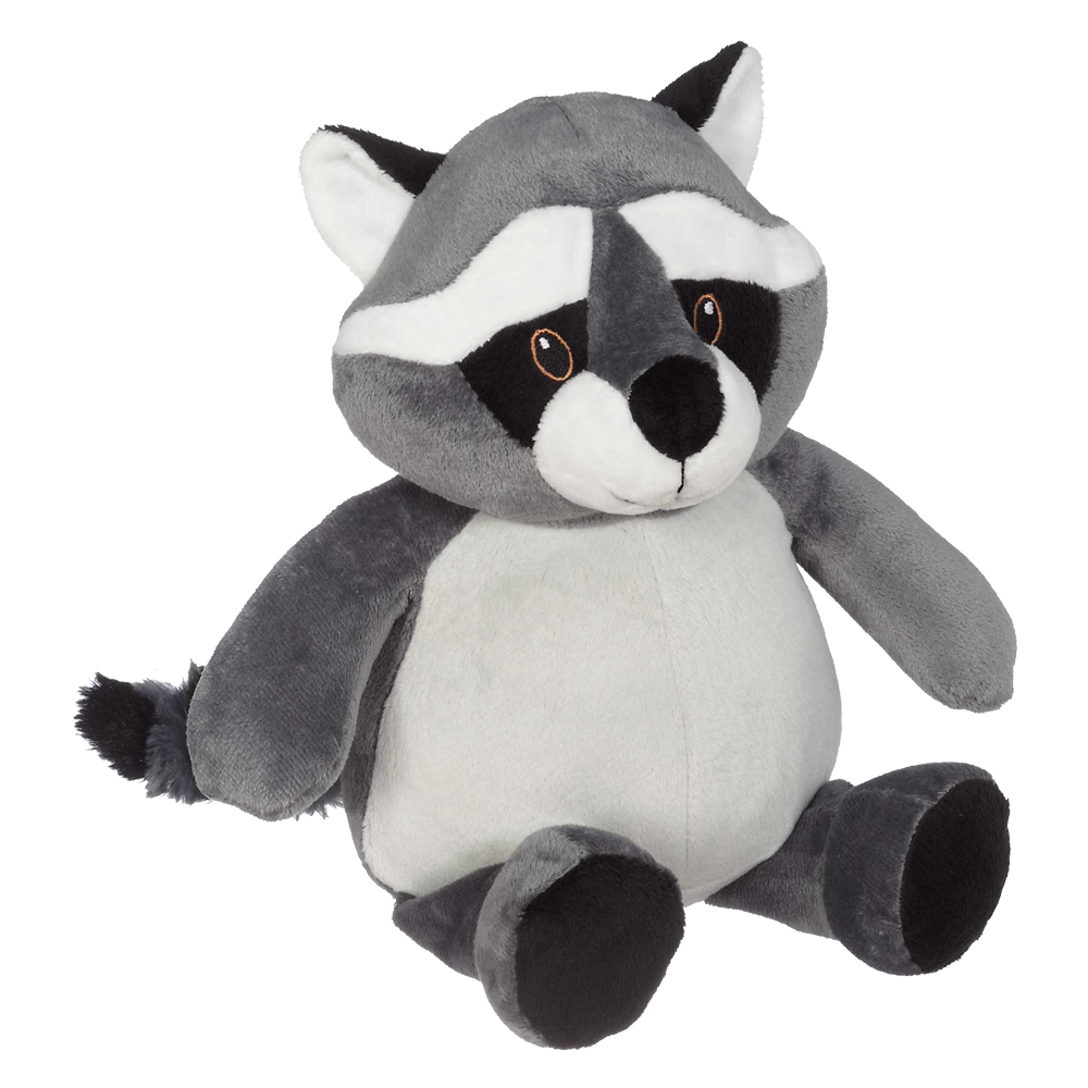 "Raccoon Cuddle Pal 9""- 87020"
