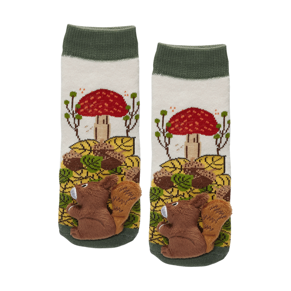 Squirrel Socks 27003