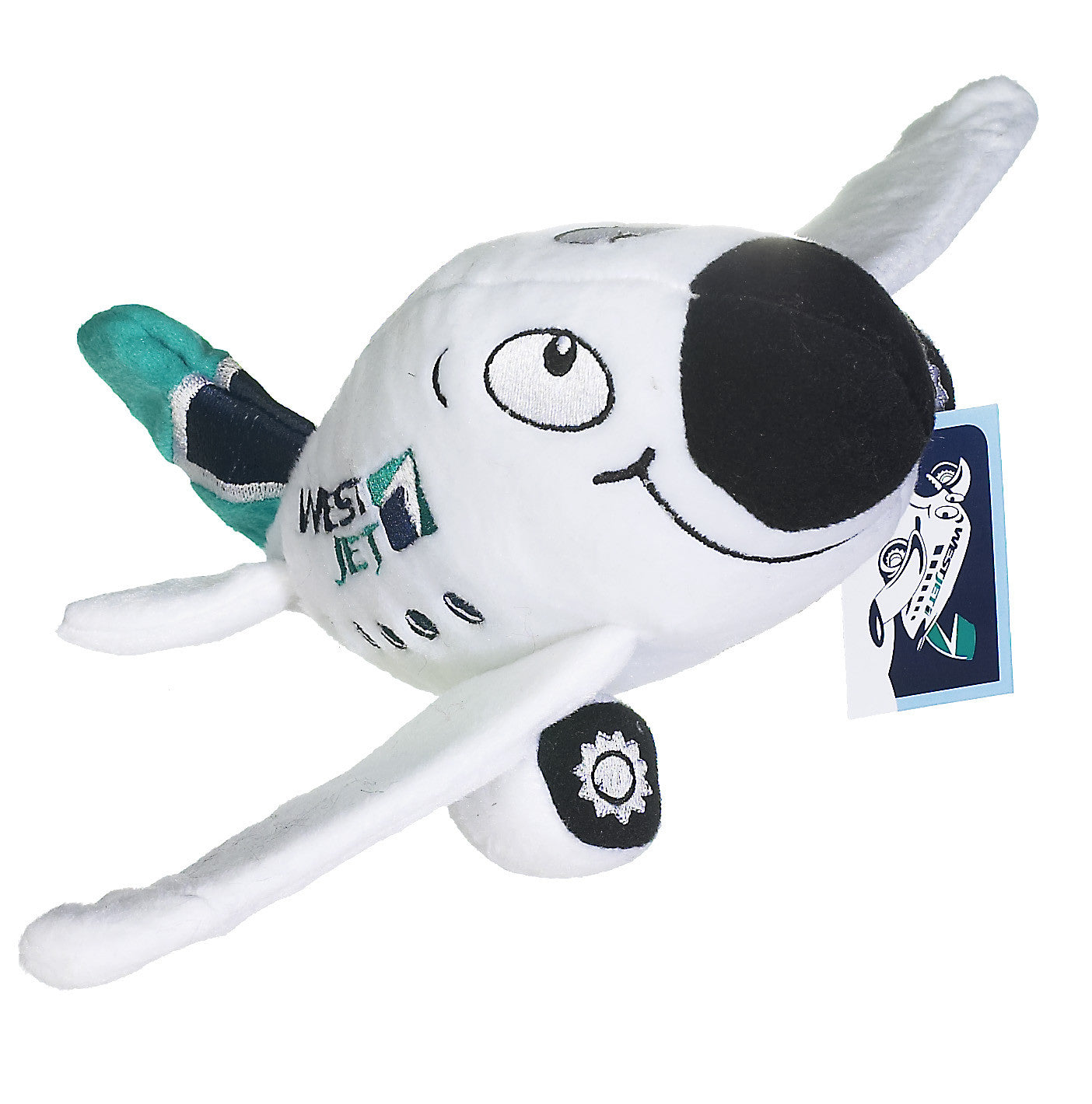 "WestJet Chubby With Sound 7""- 12071"