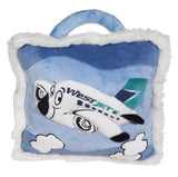 "WestJet Chubby Pillow 11""- 16609"