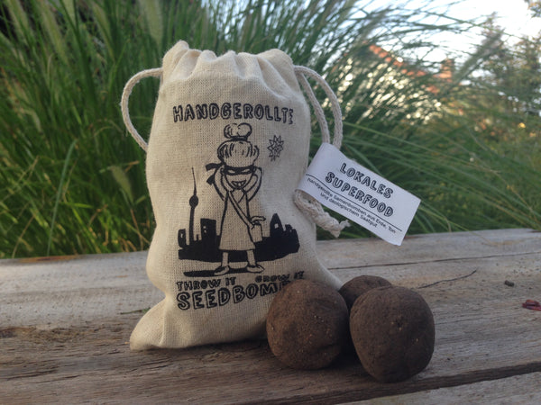 Seedbombs von urban kraut