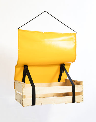 Cape-Soft Top yellow | Bacsac | urban kraut
