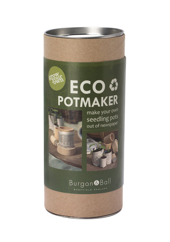 Eco Pot Maker von Burgon & Ball
