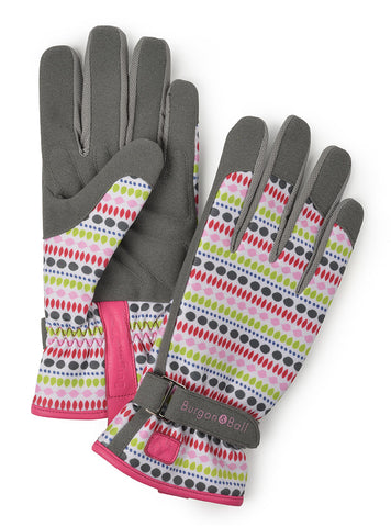 """love the glove"" Handschuhe Pink 
