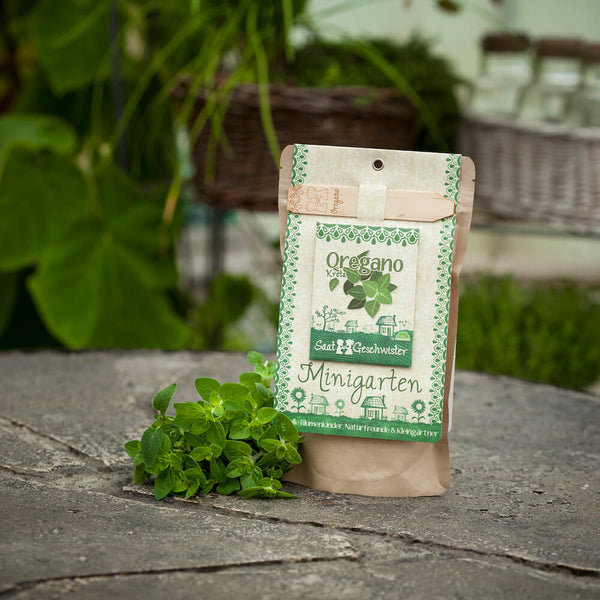 Minigarten Oregano | urban kraut shop