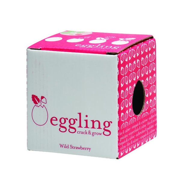"Eggling Box ""Strawberry"""