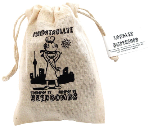 urban kraut | seedbombs | lokales superfood