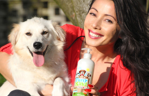 RACHEL GRANT LAUNCHES ORGANIC PET SHAMPOO MADE WITH SUSTAINABLY HARVESTED NATURAL INGREDIENTS JUST IN TIME FOR NATIONAL DOG ADOPTION MONTH