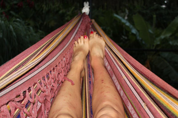Rachel Grant in the Amazon, Ecuador