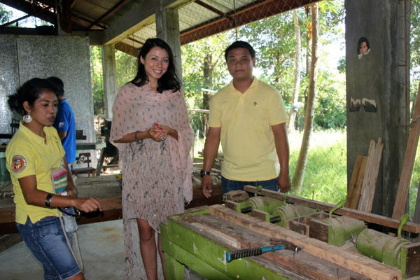 Engineered bamboo projects