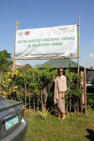 Organic farm & training