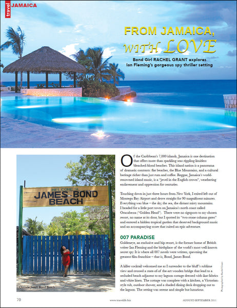Travelife, From Jamaica With Love