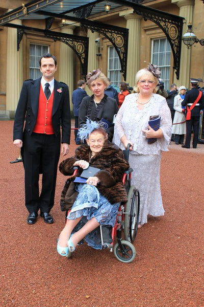 Miss Nora Morrison MBE