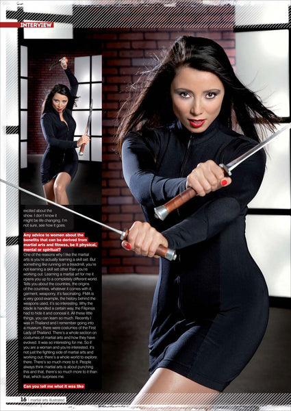 Martial Arts Illustrated 2
