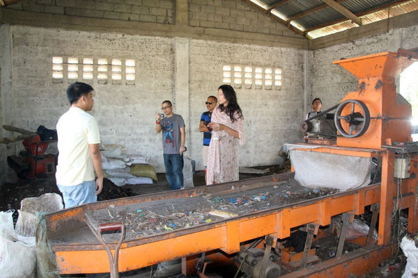 Livelihood development using waste