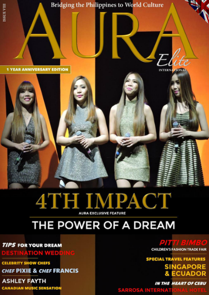 4th Impact - Aura Magzine
