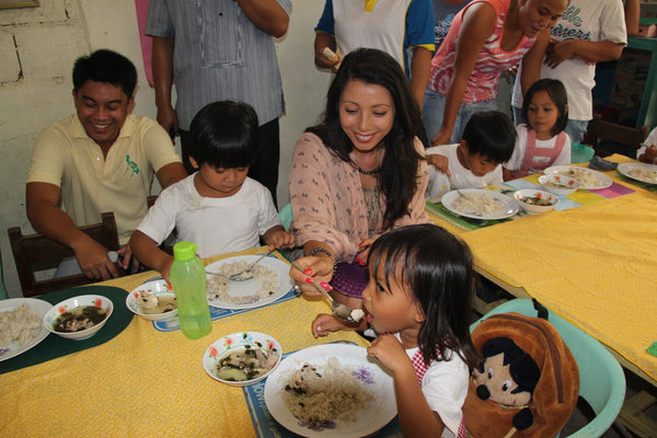 Bright Child feeding programme