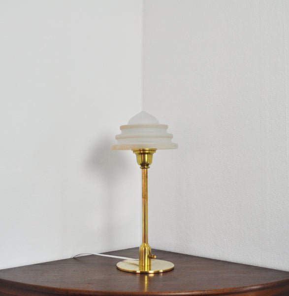 Art Deco Table Lamp by Danish Fog & Mørup, 1930s